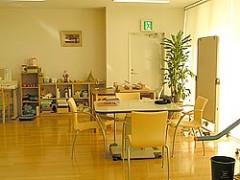リハビリテーション室内(OT室)